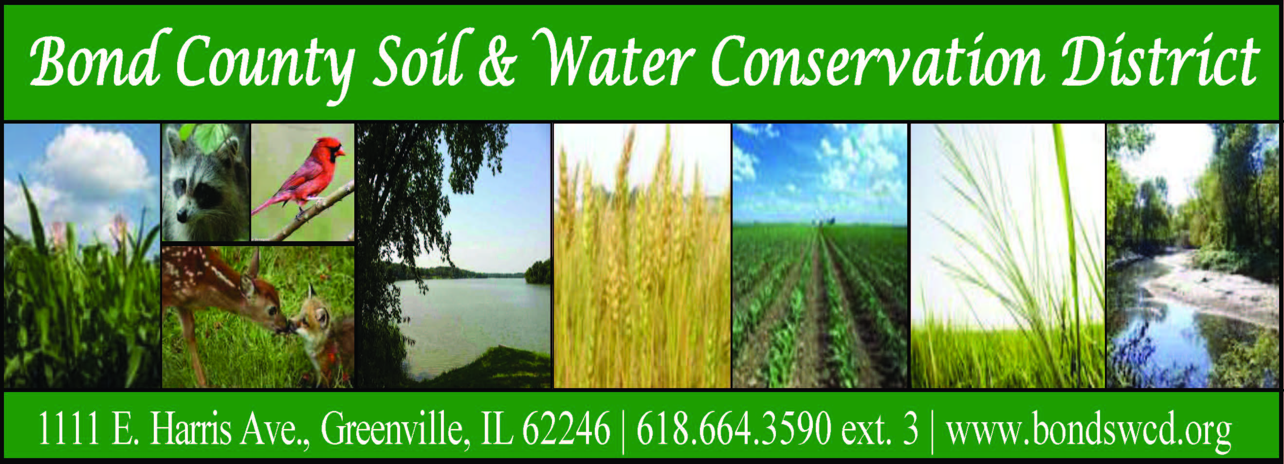 Soil sampling bond county soil and water conservation for Soil and water conservation